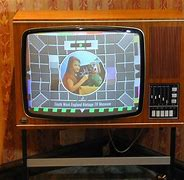 Image result for 1970s colour tv