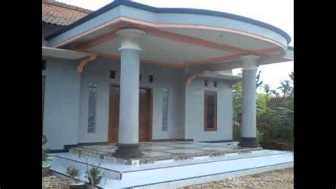 gambar teras rumah minimalis atap limas paling digemari