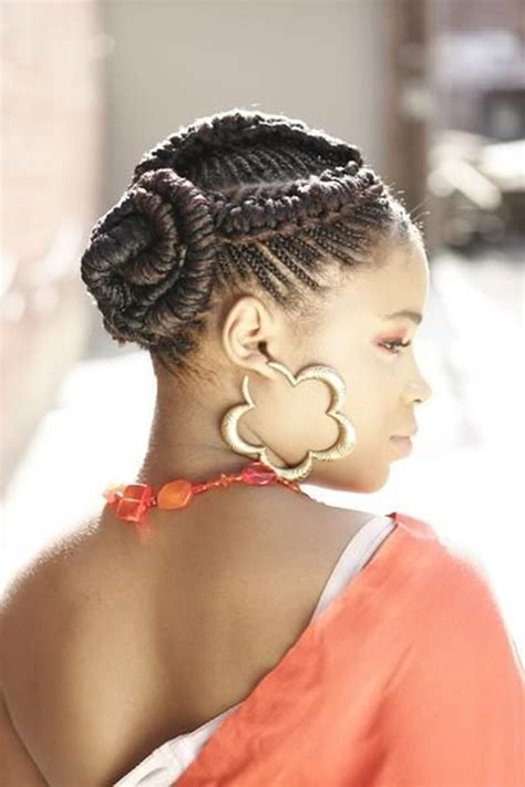 OF THE BEST LOOKING BLACK BRAIDED HAIRSTYLES FOR