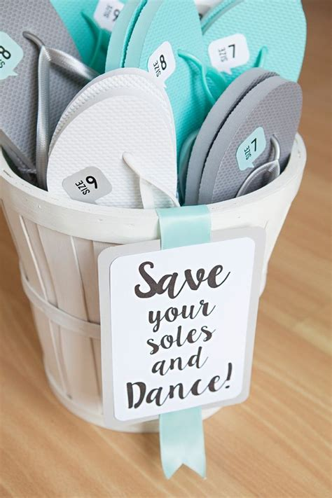how to diy your own wedding flip flop dancing shoes