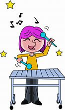 Image result for Xylophone Player Cartoon