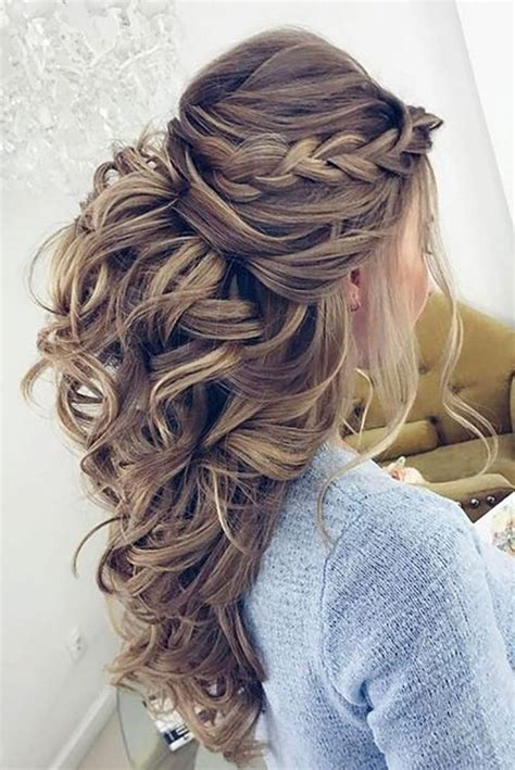 collection of long hairstyles wedding