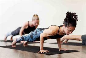 Image result for Chaturanga Dandasana Yoga