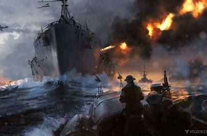Image result for darkened battlefield art