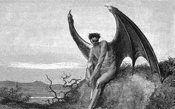 Image result for images the devil dore