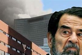 Image result for saddam hussein attack