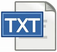 Image result for text file