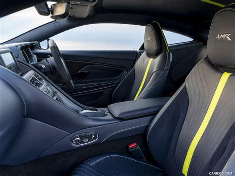 Aston Martin Db Amr Uk Spec Interior Seats Hd Wallpaper