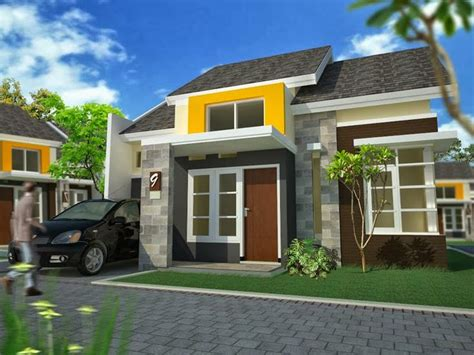 model rumah minimalis type kumpulan model rumah