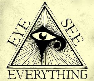 Image result for illuminati all seeing eye