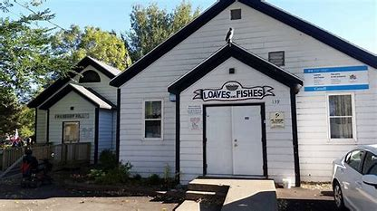 Image result for loaves and fishes sydney ns