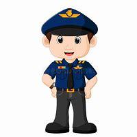 Resultado de imagen de dibujos para niños de un policia