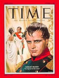 Image result for time covers brando