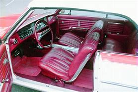 Image result for 1965 Skylark convertible interior