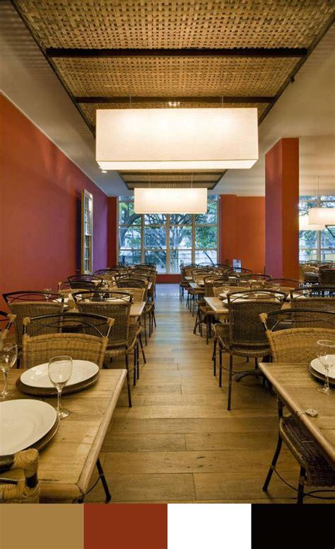 a matter of color restaurant interior design color
