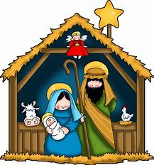 Image result for Nativity clipart