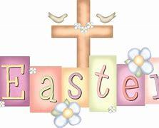 Image result for Easter Sunday Cross Clip Art