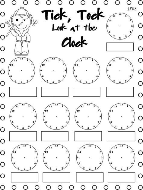 telling time freebie use this throughout the day when a