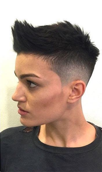 images about hair androgynous lesbian dyke haircuts
