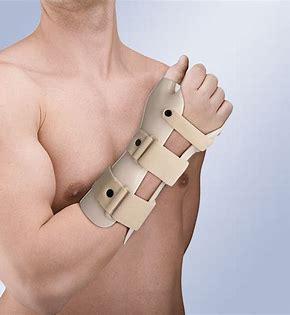 Resultado de imagen de Férula pasiva para limitación e inmovilización de mano y muñeca