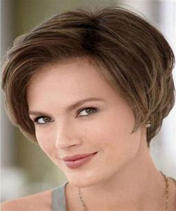 Image result for ladies ear length hair styles