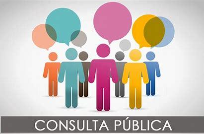 Resultat d'imatges per a consulta pública