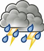 Image result for clip art weather rain