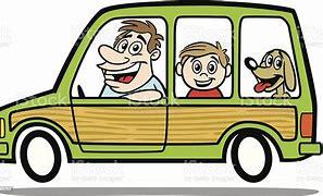 Image result for Van Driver Clip Art