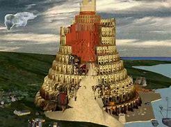 バベルの塔 に対する画像結果
