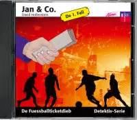 De Fuessballticketdieb Cover