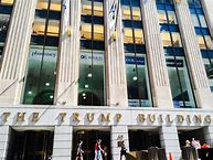 Image result for all the building ò trump