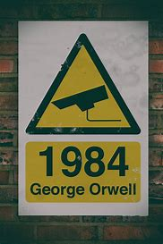 Image result for 1984 book