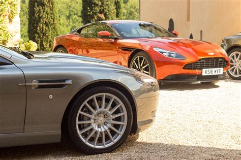 aston martin db first drive review