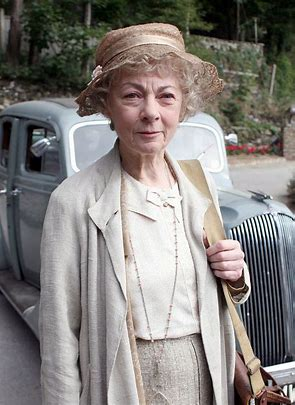 Image result for geraldine mcewan as miss marple episodes