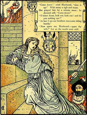 Image result for Bluebeard Fairy Tale