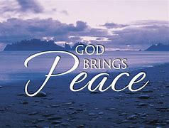 Image result for Quotes About Peace of God