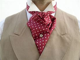 Image result for ascot tie