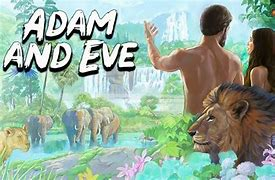 Image result for adam and eve THE BIBLE