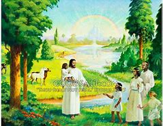 Image result for Jesus and New Earth