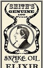 Image result for images snake oil salesmen 19th centry