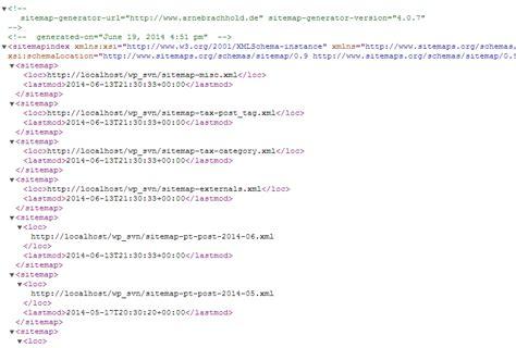 GOOGLE XML SITEMAPS WORDPRESS PLUGIN WORDPRESS ORG