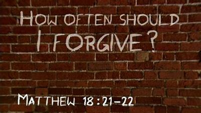 Image result for Matthew 18:21