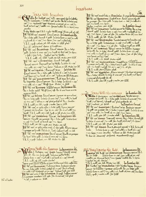 open domesday book halfblog net