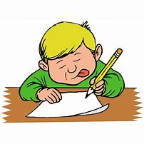 Image result for writing clip art