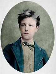 Résultat d'images pour Arthur Rimbaud