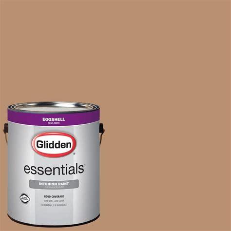 glidden essentials gal hdgod light autumn brown