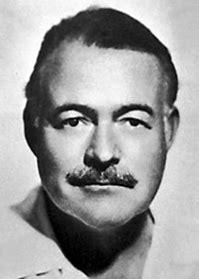 Image result for Ernest Hemingway
