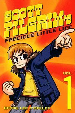 Scott Pilgrim - Video Games Based on Comic Books