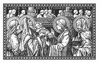 Image result for the purification of Mary