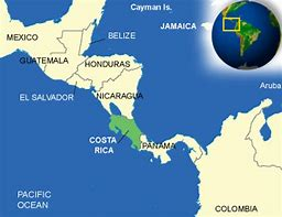 Image result for maps of costa rica